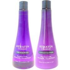 XHC Keratin Classic Shampoo & Conditioner 400ml bessere Kämmbarkeit strapazierte