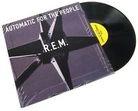 R.E.M. Automatic for the People [in-shrink] LP Vinyl Record Album / REM