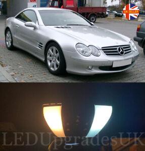 Mercedes SL Roadster R230 LED Interior Light Kit