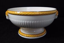 Rare Wedgwood Made In England USA Patent Rams Head Pedestal Bowl
