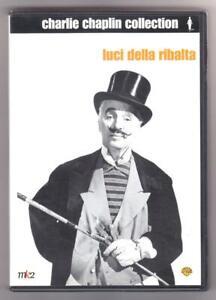 Charlie Chaplin Collection - Luci della Ribalta -doppio (2) dvd Warner  z8-37649