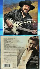 Waylon Jennings - The Essential Waylon Jennings (CD,1996, RCA Records (BMG),USA)
