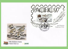 Ireland 1997 Pacific 97' £2 bird miniature sheet First Day Cover