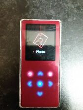 Samsung YP-K3 1GB Red Media Player