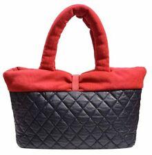 035b6ca5fd9650 CHANEL Cotton Bags & Handbags for Women for sale | eBay