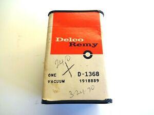 NOS 1959-1962 CHEVY IMPALA BEL AIR DISTRIBUTOR VACUUM ADVANCE CONTROL