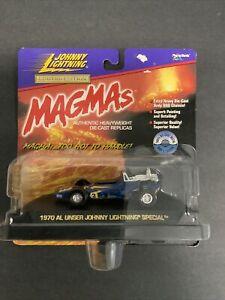 Johnny Lightning  MAGMAS NEW SEALED 1970 Al Under Special
