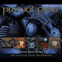 Primal Fear : The Nuclear Blast Recordings CD Box Set 6 discs (2018) ***NEW***