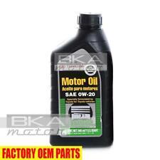 00279-0WQTE Toyota Lexus Genuine OEM New 0W20 Synthetic Motor Engine Oil 1QT