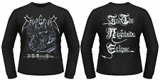 Emperor 'In The Nightside Eclipse' Long Sleeve Shirt - NEW & OFFICIAL!