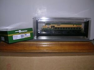 """BOWSER #24753  Reading C-630 Diesel Loco #5302 """"Green & Yellow"""" w/DCC & Sound"""