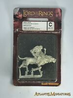 Metal Warg Rider Blister  - LOTR / Warhammer / Lord of the Rings CC206