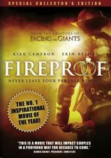 Fireproof (DVD, 2009, Special Collector's Edition) NEW