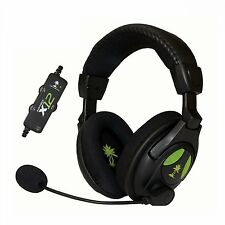 Turtle Beach Ear Force X12 Xbox 360 Gaming Headset pc Xbox 360