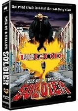 U-God - Rise Of A Fallen Soldier (DVD, 2005) R4 RARE
