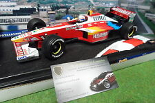 F1 WILLIAMS FW21 ZANARDI #5 au 1/18 HOT WHEELS 24521 formule 1 miniature