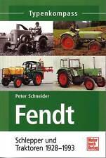 Book - Fendt Tractors 1928 1993 Farmer Favorit  - Traktoren - Schneider