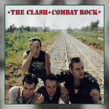 THE CLASH Combat Rock CD BRAND NEW