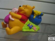 Pooh * 9 inch Bank* 100 Acre Collection* Applause*  New