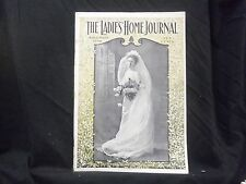 1900 NOVEMBER LADIES' HOME JOURNAL MAGAZINE - GREAT ILLUSTRATIONS & ADS -ST 1608