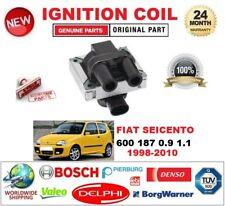 Per FIAT SEICENTO 600 187 0.9 1.1 1998-2010 BOBINA DI ACCENSIONE CONNETTORE 2 Pin
