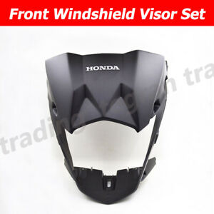 Front Windshield Visor Genuine Parts For HONDA CB125F CB 125F GLR125 2015-2019