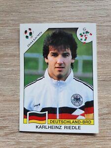 Panini World Cup Story 211 Karl-Heinz Riedle Deutschland Germany WM 1990