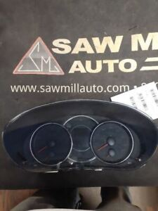 Speedometer Cluster MPH Xt Model Turbo Fits 12-13 FORESTER 658312