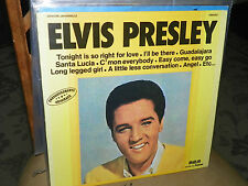 Elvis Presley Le Disque D'or- Lp Vinyl Record -French Import-UNPLAYED-FREE PHOTO