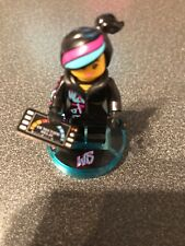 LEGO Dimensions Wild Style Wyldstyle Mini Figure w/ Disc Base - NEW LOOSE