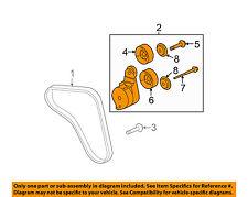 31170RCAA04 Acura OEM 07-13 MDX 07-12 RL 07-08 TL 10-13 ZDX Belt Tensioner