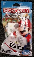MONOPOLY GAMER FIGURE POWER PACK - FIRE MARIO SUPER MARIO BROTHERS NINTENDO NEW