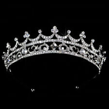 Best Offer Wedding Bridal Tiara Gorgeous Ceremony Crown Headband Hair Accessory