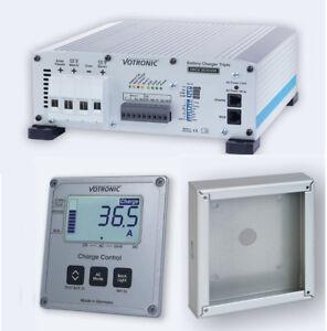 Votronic Charger VBCS 30/20/250 Triple CI, Zubehoer,Charge Control,Aufbaugehause