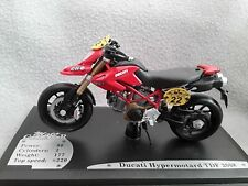 Ducati Hypermotard  TDF * # 22 *  2008  * 1:18 Solido