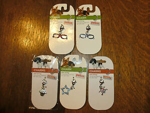 Petco Pet Bling Charms for Dog Collars - Your Choice!