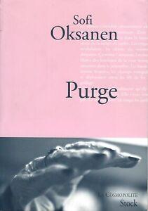 PURGE SOFI OKSANEN prix FEMINA ETRANGER 2010