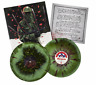 The Prowler Soundtrack Vinyl Record LP Army Green & Rose Petal Variant