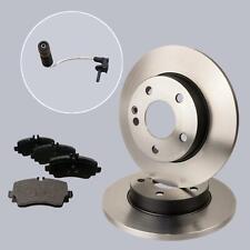 Bremse vorn für Mercedes A-Klasse W168 A140 A160 CDI Bremscheiben