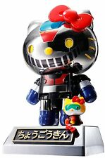 Bandai Japan Dx Soul of Chogokin Hello Kitty Great Mazinger Ver Die-Cast Figure