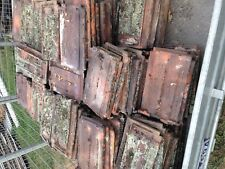 TERRACOTTA ROOF TILES by EVANS BROTHERS - $3ea ONO