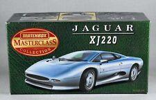 MATCHBOX MASTERCLASS LS003 JAGUAR XJ220 1:24