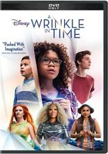 A Wrinkle in Time (DVD,2018)
