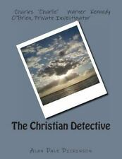 The Christian Detective by Alan Dickinson (2013, Paperback, Large Type)