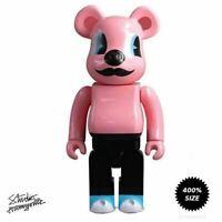 Jeremyville Bearbrick Jethro Medicom Toy 400% Be@rbrick SIGNED Limited NY Rare
