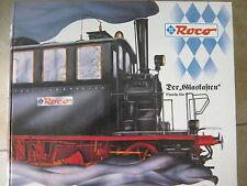 Roco ho 43030 tren juego de vidrio recuadro btrnr 98 301 DB (rg/bt/047-129s1/5)