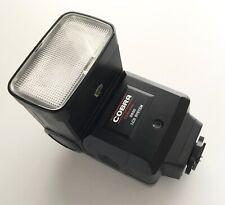 COBRA D650 Flash LCD System - Pentax Dedicated