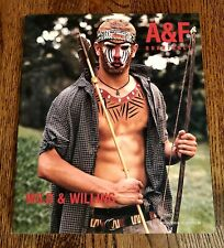 Abercrombie & Fitch A&F Quarterly Spring Break Issue 2000 - Wild & Willing!!!