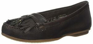 Hush Puppies Women's Naveen Robyn Loafers Brown 7 UK