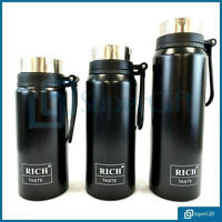 Thermal Insulated Thermos Flask Heavy Duty Stainless Steel Hot Cold Coffee Tea